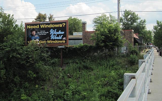 windows billboard