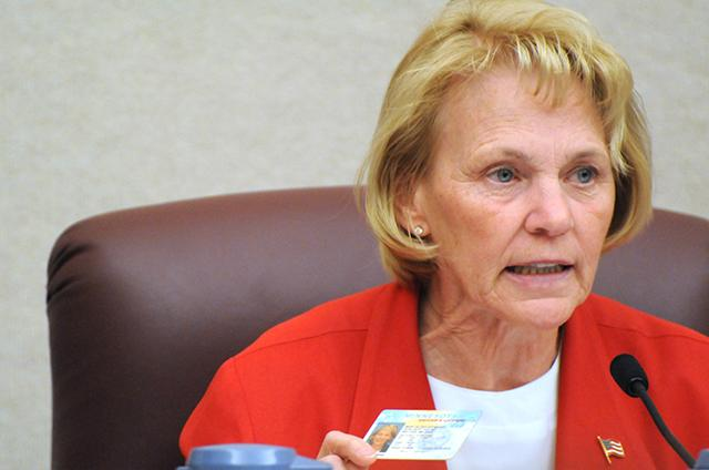 Rep. Mary Kiffmeyer