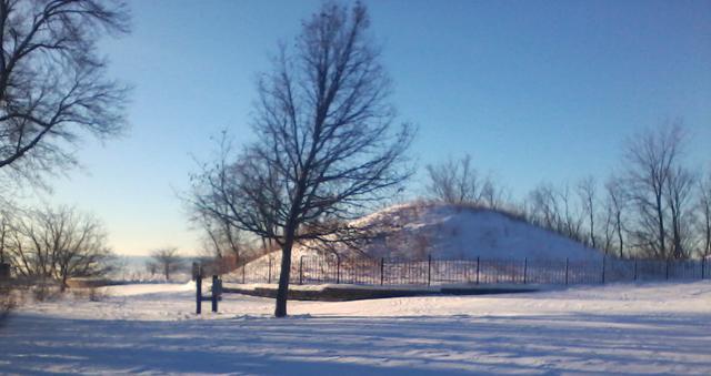 mound photo