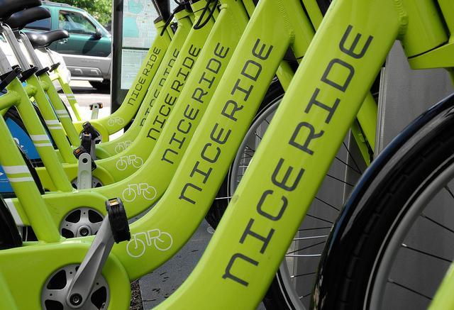 niceride bikes