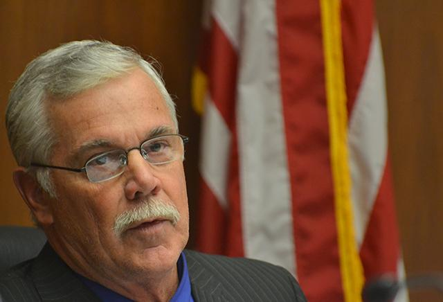 Rep. Tony Cornish is an outspoken advocate for gun rights.