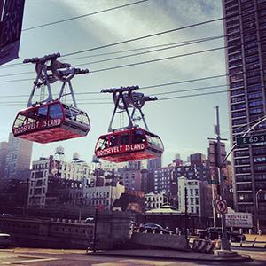 The Roosevelt Island Tramway