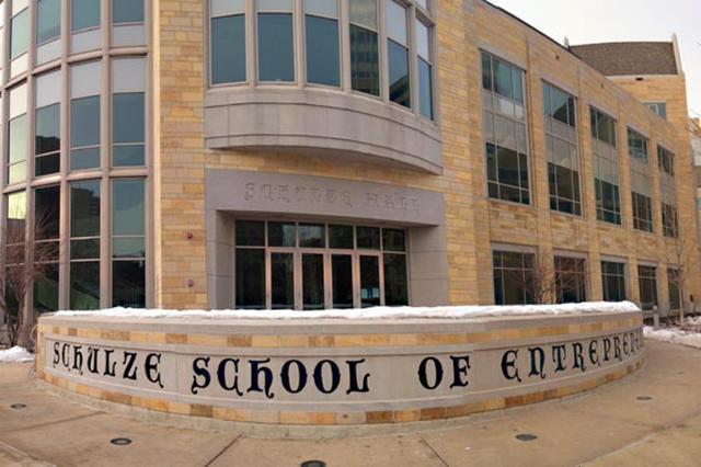 The Schulze School of Entrepreneurship at the University of Saint Thomas