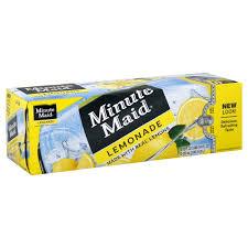 minute maid 12pk
