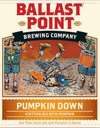 Ballast Point Pumpkin Down Image