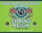 Ninkasi Spring Reign Image