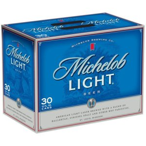 michelob light 30pk