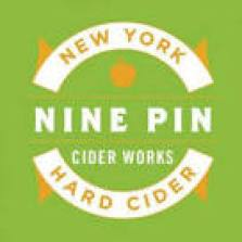 nine pin logo