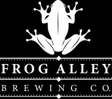 frog alley logo