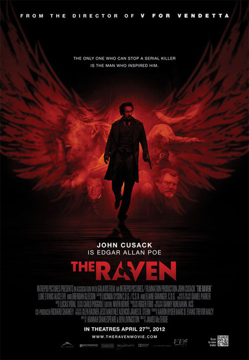 The Raven (2012) Movie Review