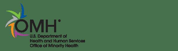 Office of Minority Health (OMH) Logo