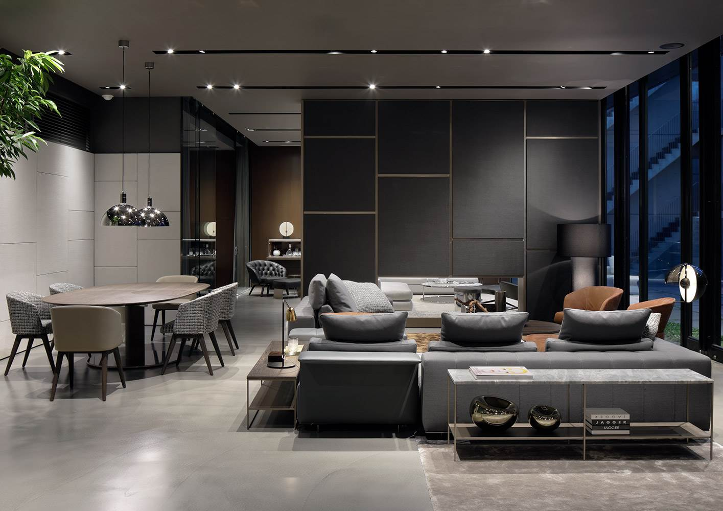 The Third Minotti By Sukeno Flagship Store Opens In Tokyo