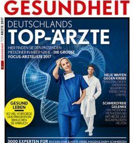 Aktualisierung Große Ärzteliste 2017