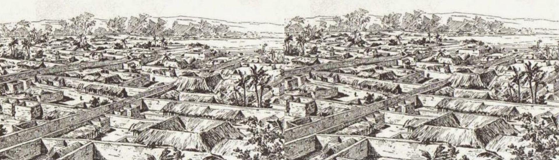 Minsili Zanga - La Grande muraille de Benin (photo illustration / DR)