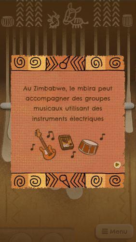 Le Mbira, instrument de musique Shona (Zimbabwe)