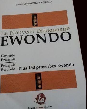 """Le nouveau dictionnaire Ewondo"" de Atangana Ondigui Siméon"