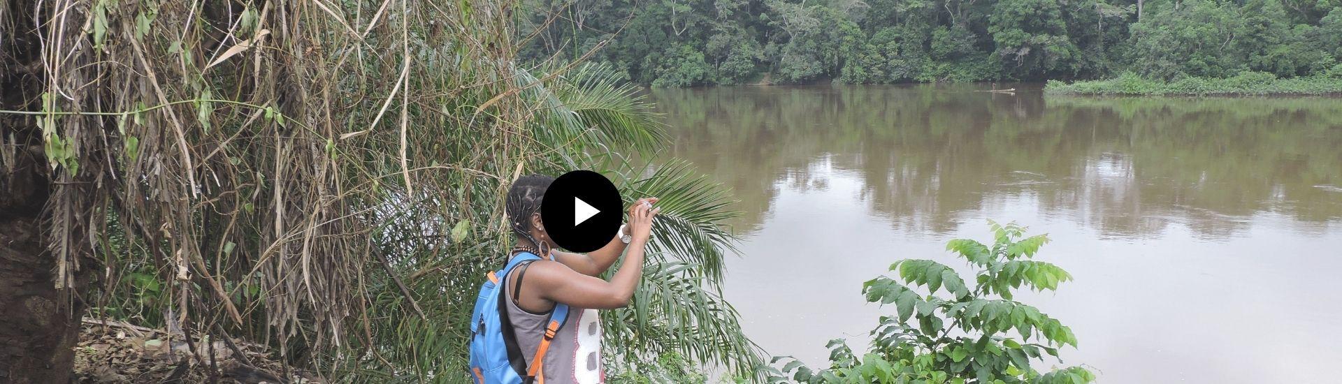 Sur les bords du fleuve Ngoko (part.3) - Minsili ZANGA