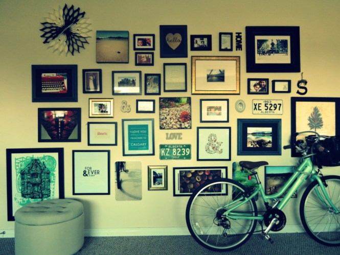 Gallery Wall Picture Frames Home Decor
