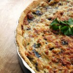 aubergine-and-parmesan-tart-recipe