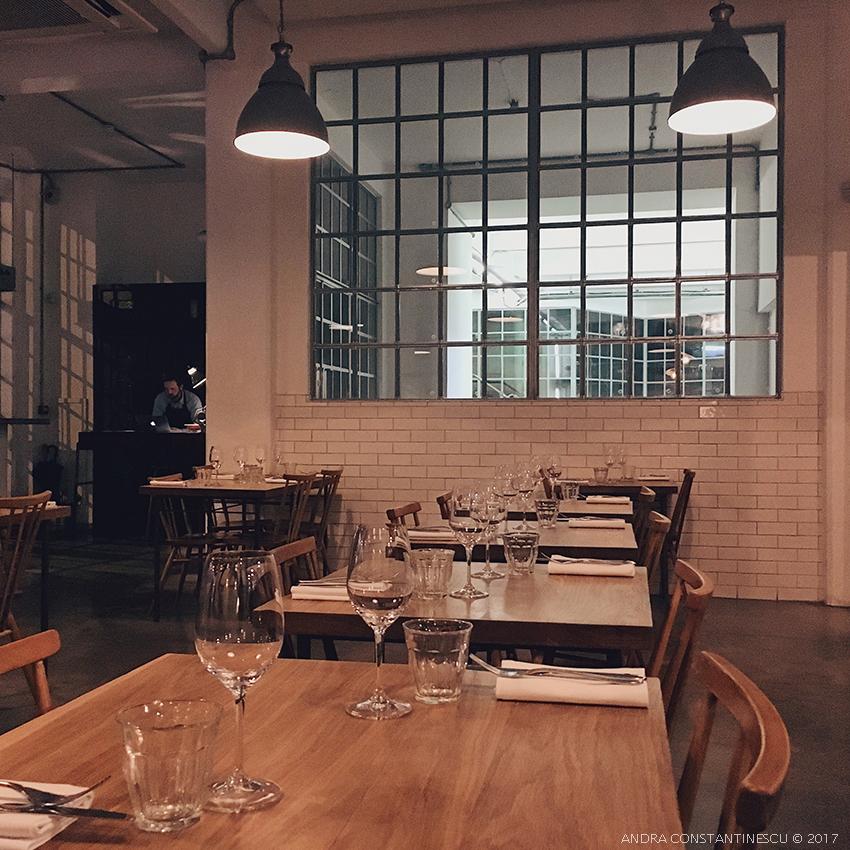 Lyle's London Restaurant Review