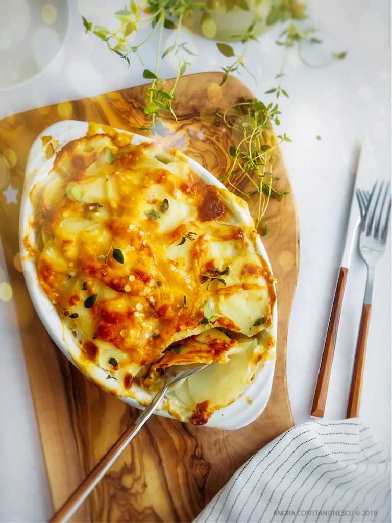 Easy Dauphinoise Potatoes Recipe