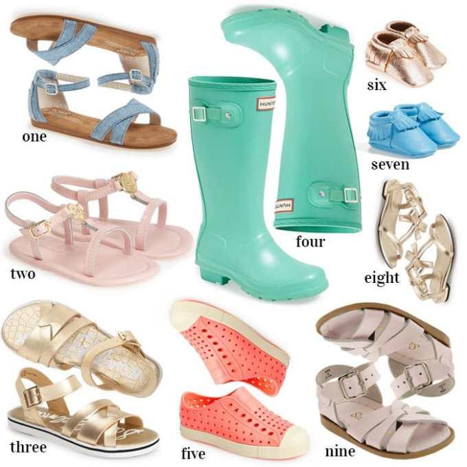 nordstrom kids sandals