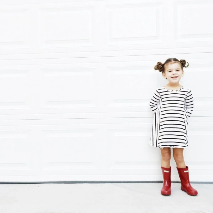 hunter first boots red