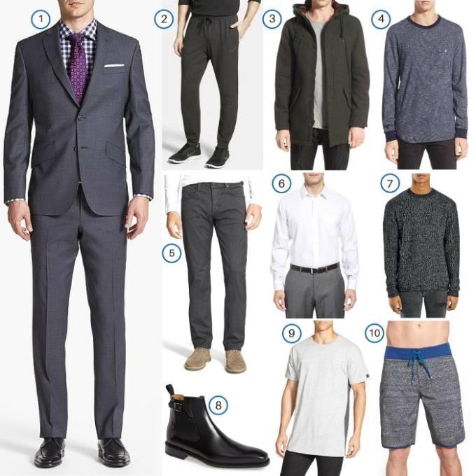 nordstrom men's half yearly sale