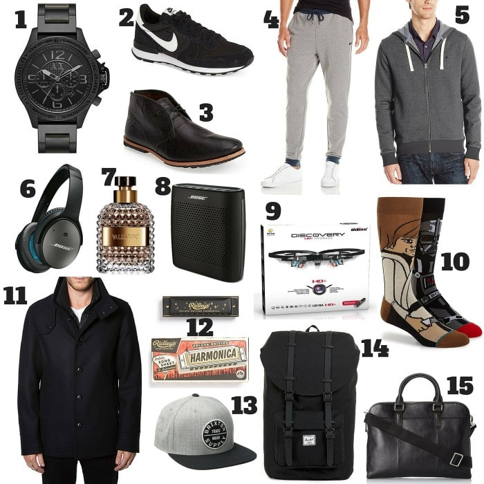 men's christmas gift guide - stuff he'll actually use and love ...