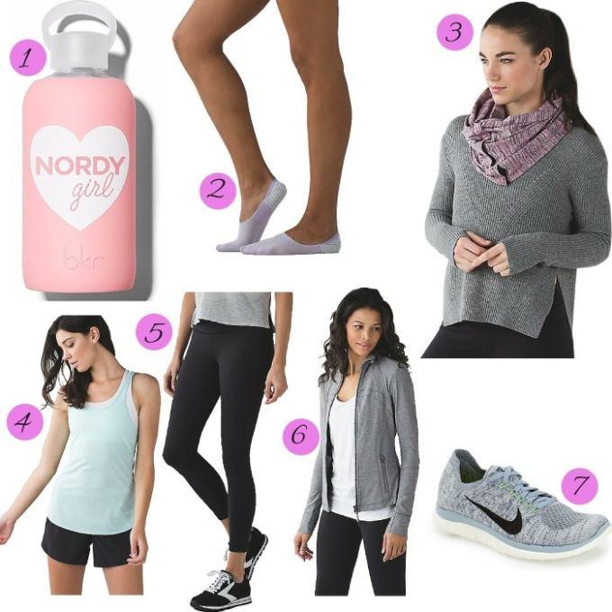 workout favorites