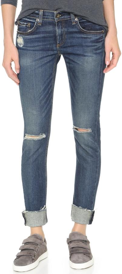 rag and bone 'the dre' boyfriend jeans - my favorite boyfriend jeans of all time!