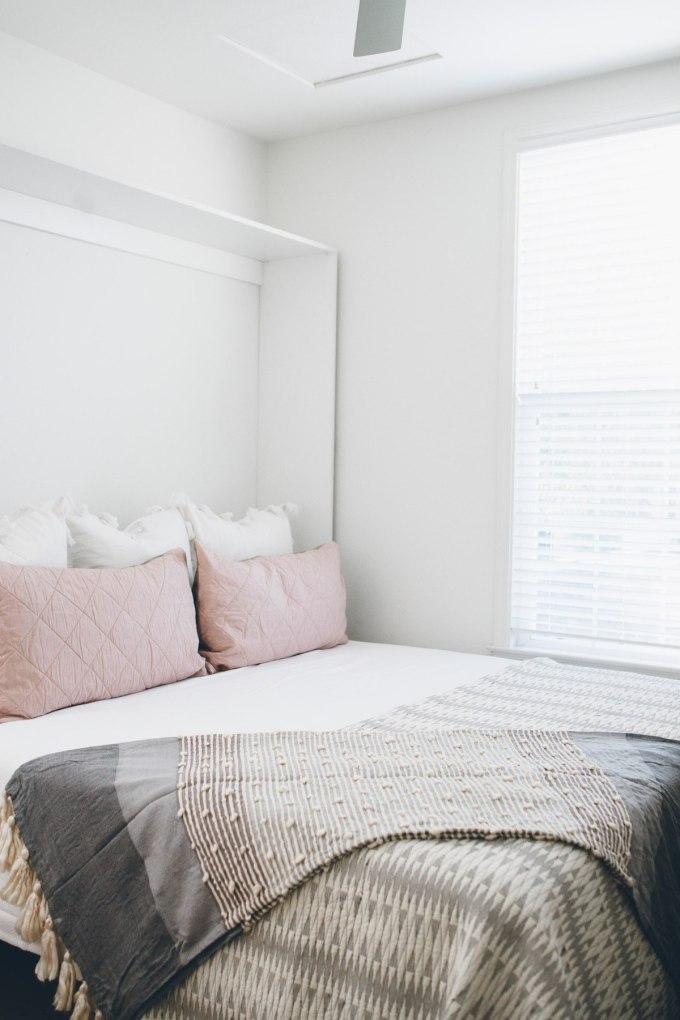 bloomingdale's home guest room reveal