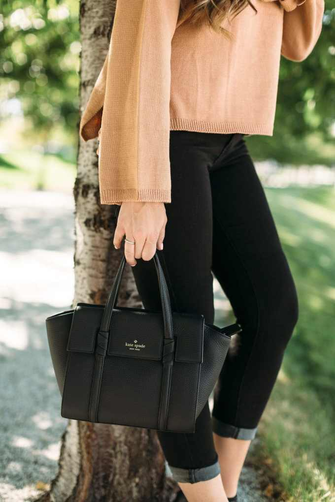 fall statement Kate Spade purse Nordstrom