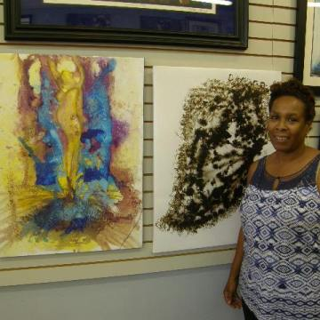 Quotable: artist Adwoa Muwzea
