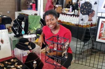 Meet Mint Artists jeweler and board member Trinity