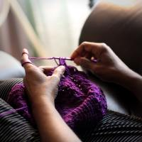 Knit, sew, sing: Creativity in Complicated Times, pt 3