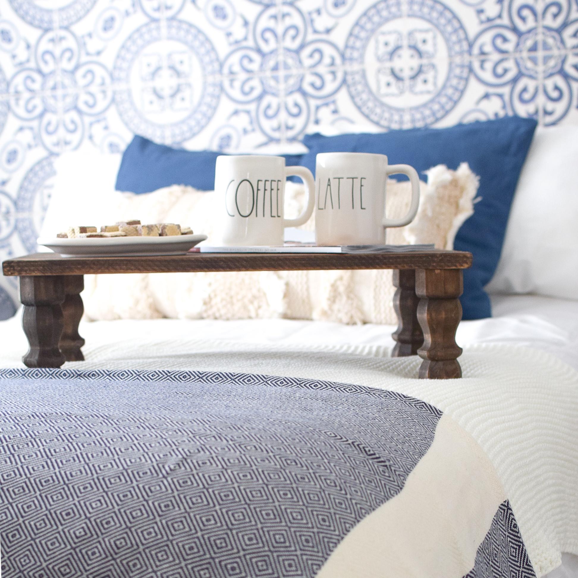 Modern Boho Farmhouse Guest Room Makeover