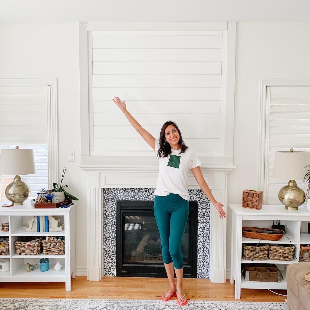 DIY Living Room Makeover with Decor Ideas