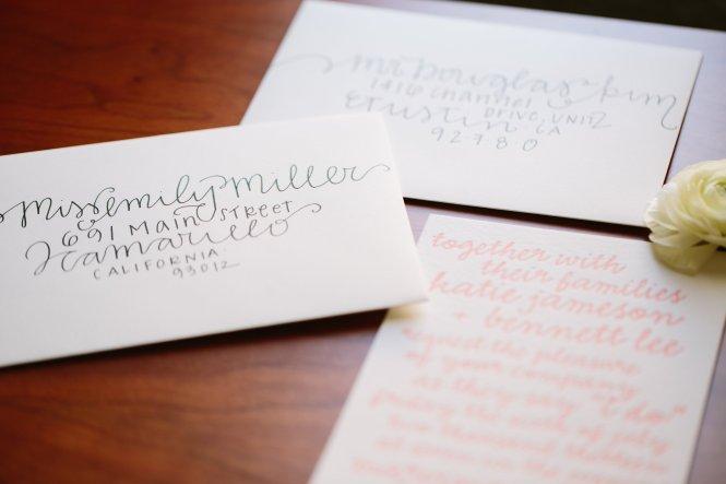 Calligraphy Invites 3