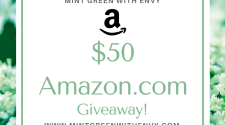 August Giveaway 3