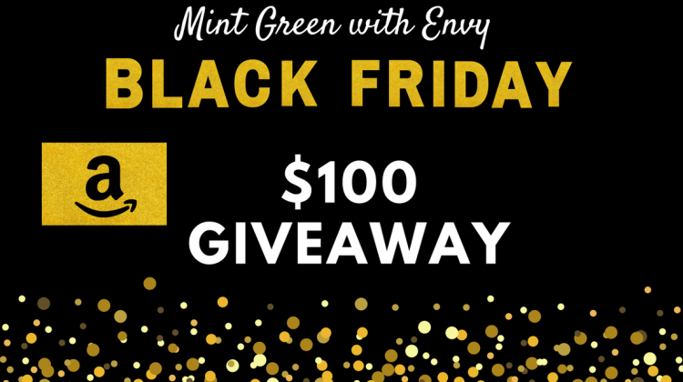 Black Friday Giveaway