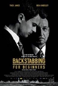 Watch Backstabbing for Beginners (2018) Full Movie Online Free