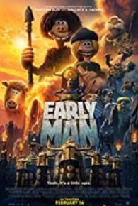 Early Man (2018) Watch Full Movie Online Free