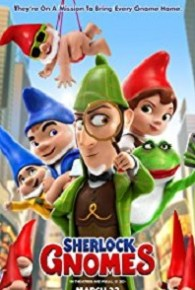 Sherlock Gnomes (2018) Watch Full Movie Online Free
