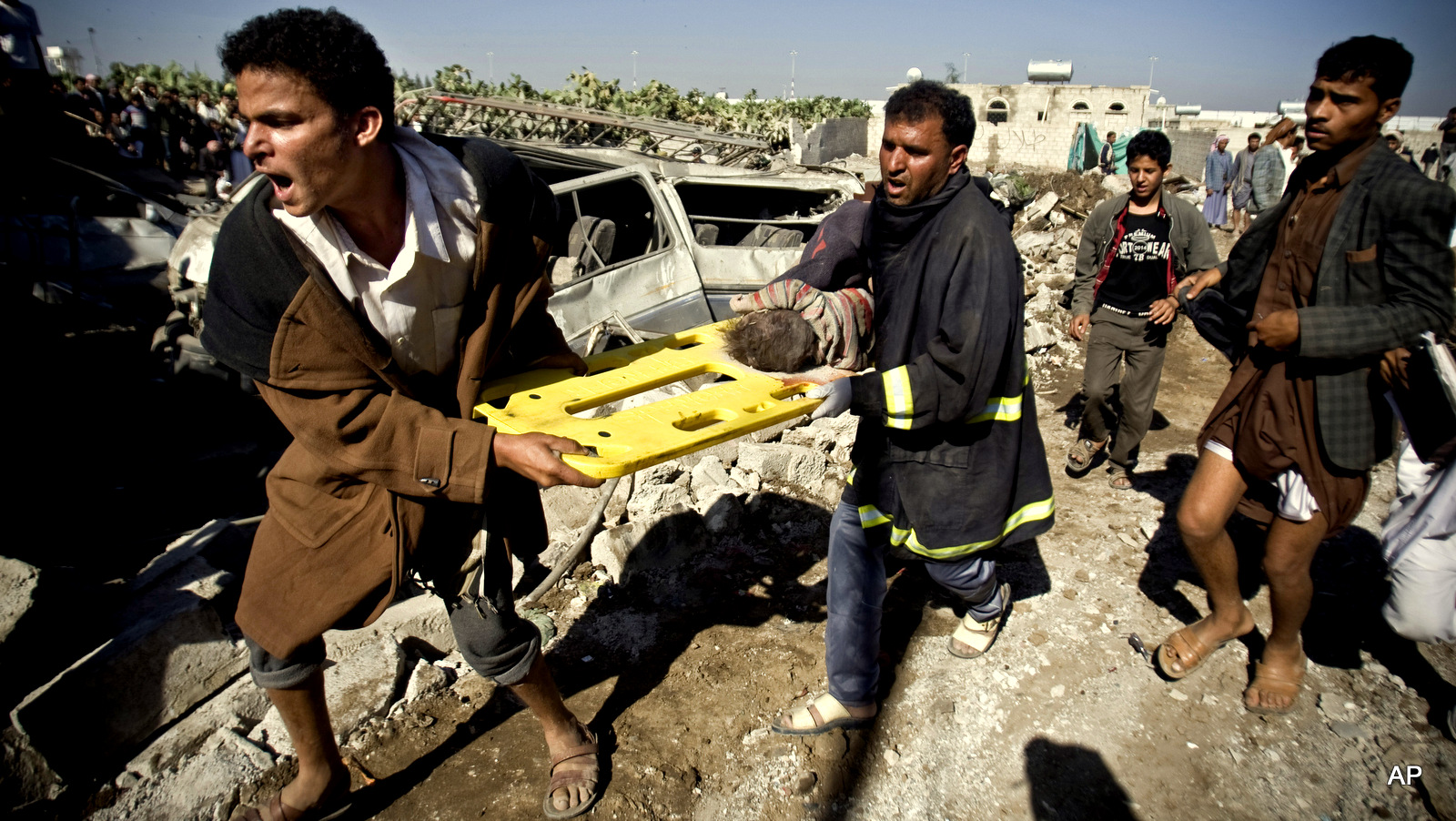 PM EST): <b>Saudi</b> Arabia and Gulf allies launches airstrikes inside <b>Yemen</b> ...