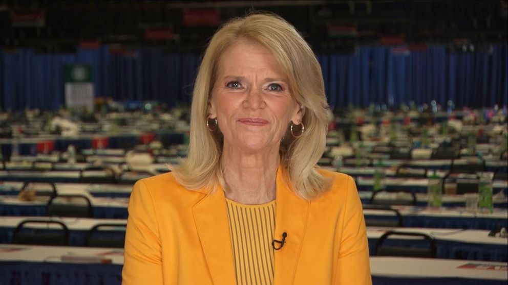 ABC News' chief global affairs correspondent Martha Raddatz
