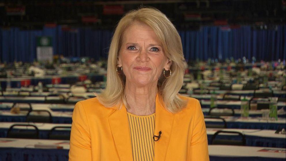 ABC News' chief global affairs correspondent Martha Raddatz