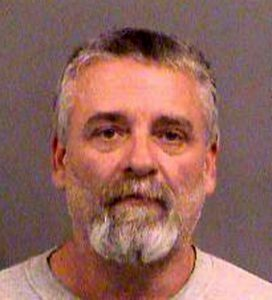 Gavin Wright. Wright is one of three members of a Kansas militia group were charged Friday Oct. 14, 2016, with plotting to bomb an apartment building filled with Somali immigrants in Garden City, Kan.
