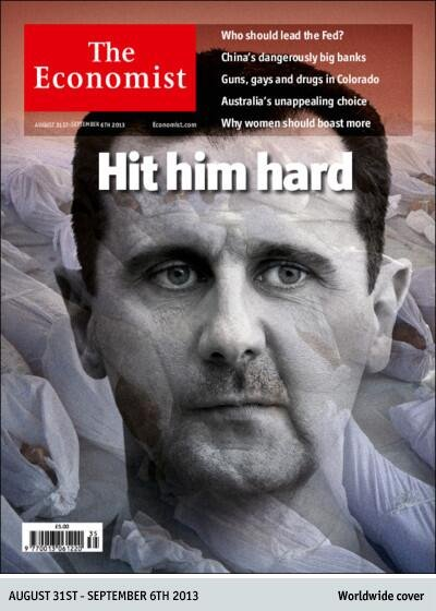 The September, 2013 issue of The Economist.