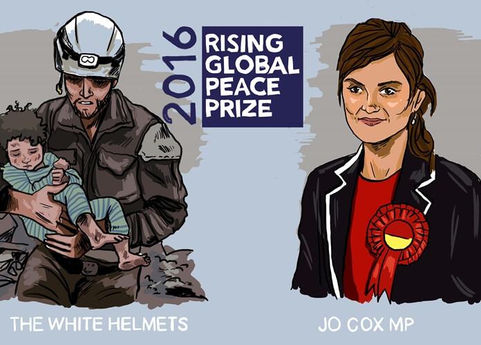 Jo Cox White Helmets